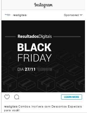Como anunciar no Instagram Tutorial 8