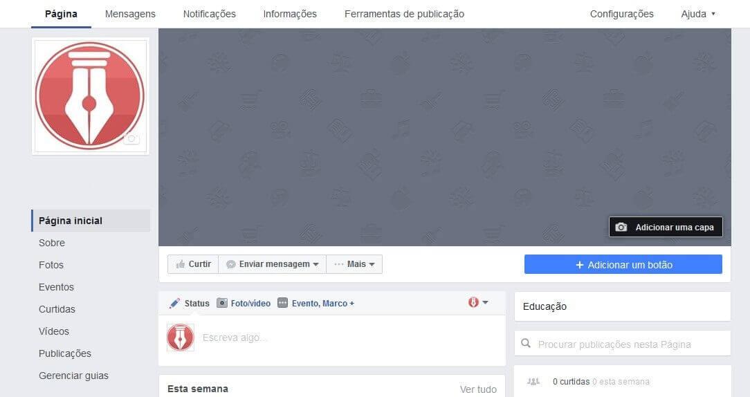 criar uma pagina no facebook para sua empresa 6 1