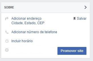 criar uma pagina no facebook para sua empresa 7