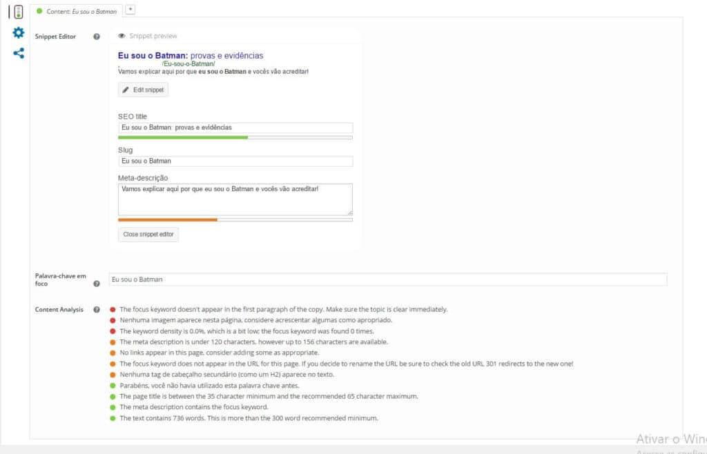 Yoast SEO: O que é Como instalar Plugin Wordpress 31
