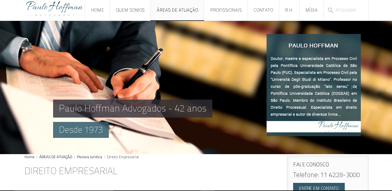 Marketing para escritorio de advocacia