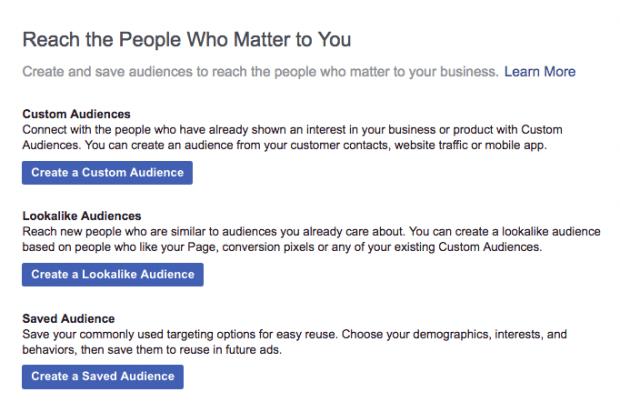 P Blicos Alvo Personalizados Do Facebook 2