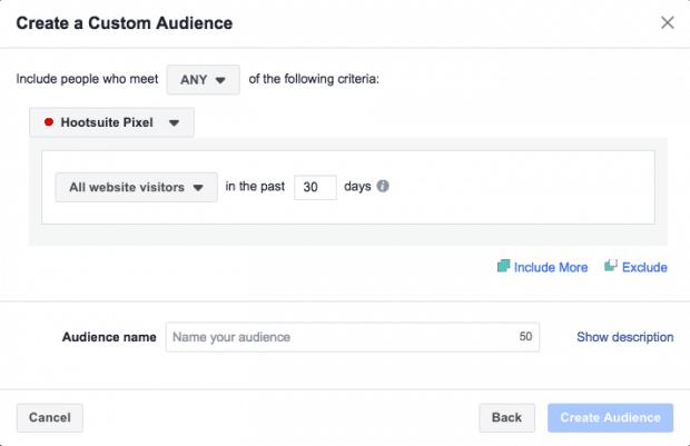 P Blicos Alvo Personalizados Do Facebook 4