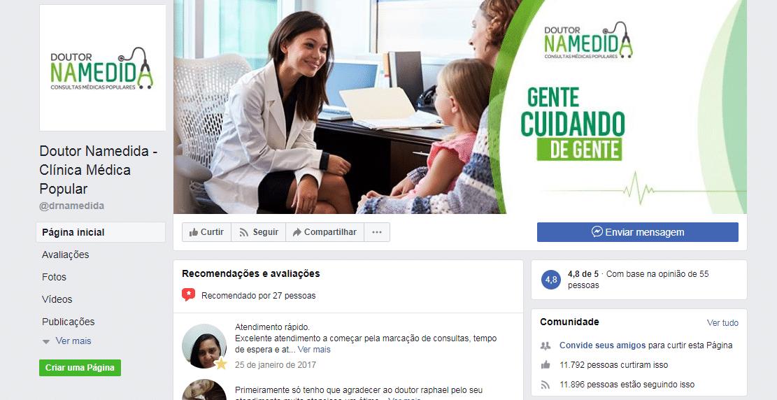 divulgar anunciar marketing consultório clínica médico