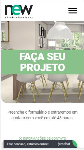 marketing instagram móveis planejados