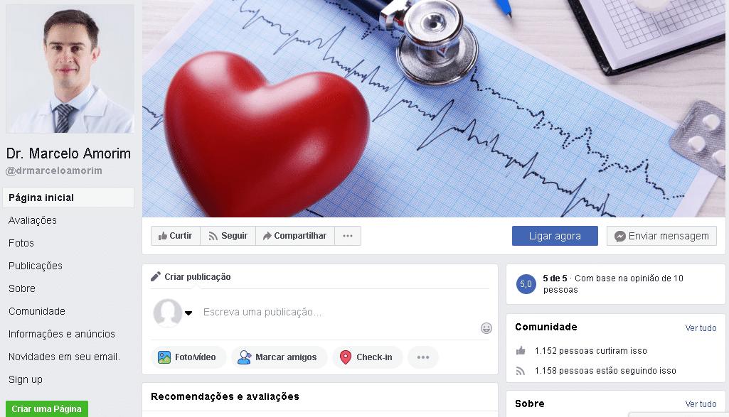 marketing para médico cardiologista