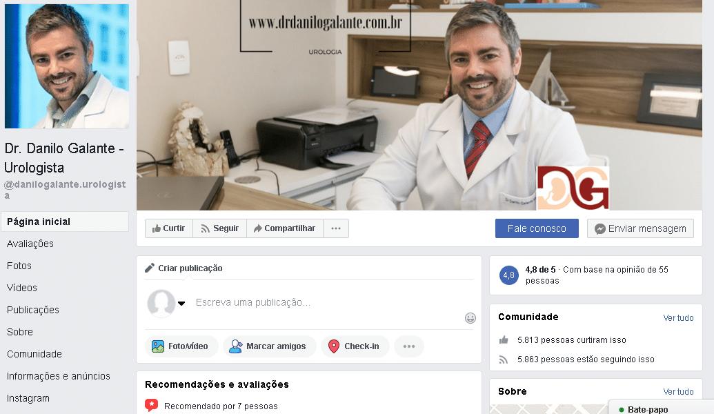 Marketing digital para clinica de urologia