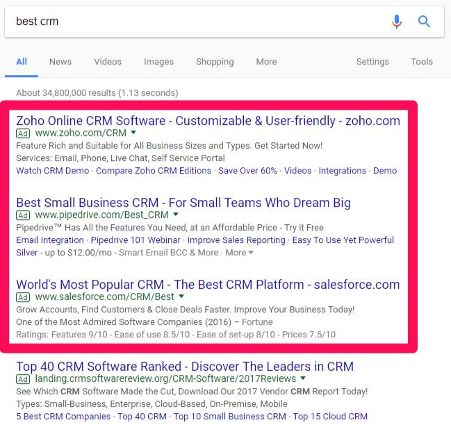 Aparecer Na Primeira P Gina Do Google 10