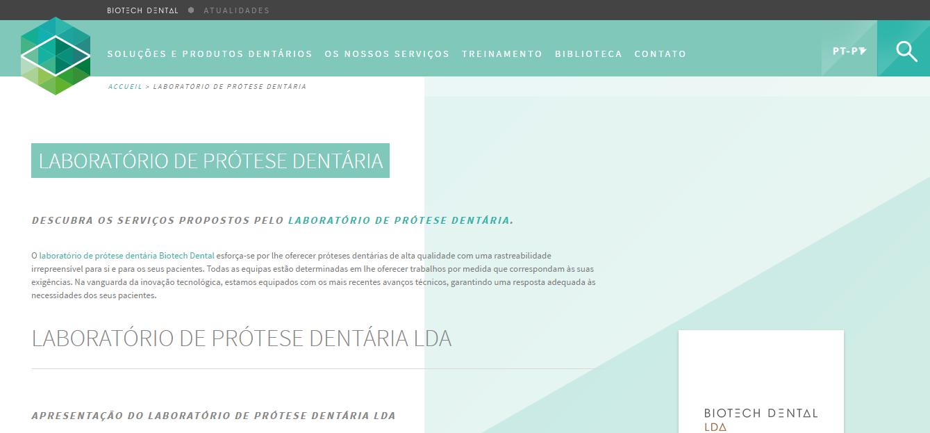 divulgar Para Laboratório de Prótese Dentária