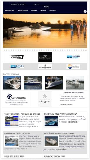 estratégia de marketing para yachts