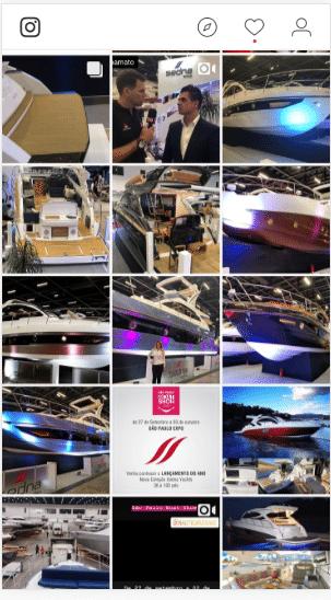 Marketing Digital Para yachts