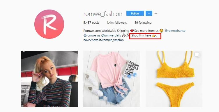 como vender pelo instagram 6
