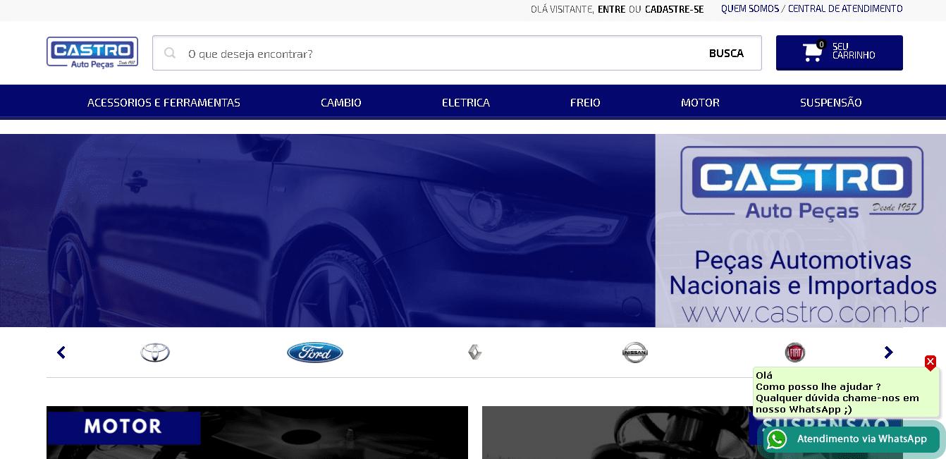 marketing digital para auto peças