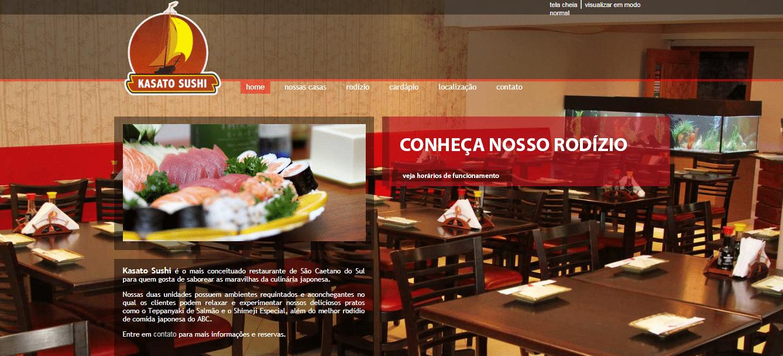 marketing para Restaurante Japonês