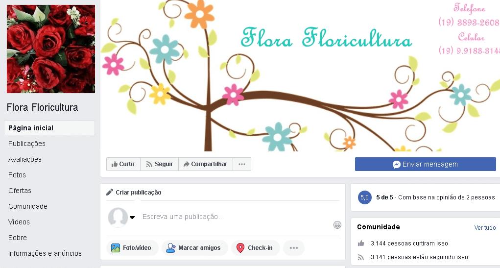marketing para floricultura