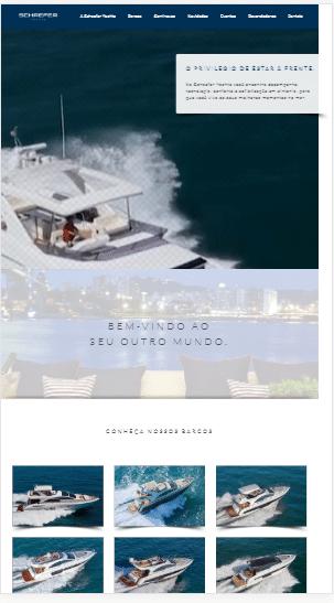 propaganda Para barcos e lanchas