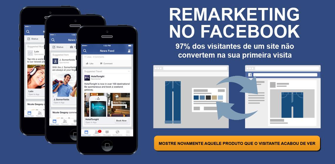 Remarketing No Facebook