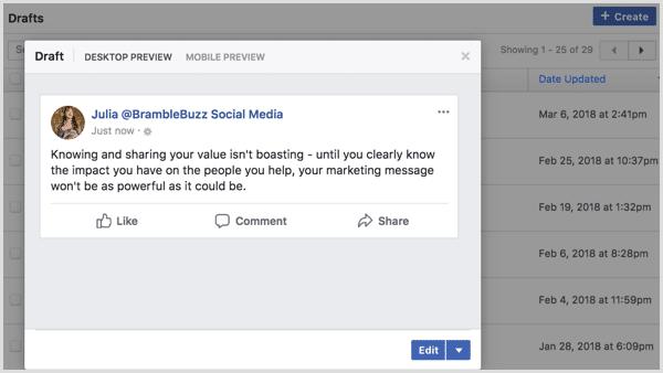 Recursos Do Facebook Para Empresas 7