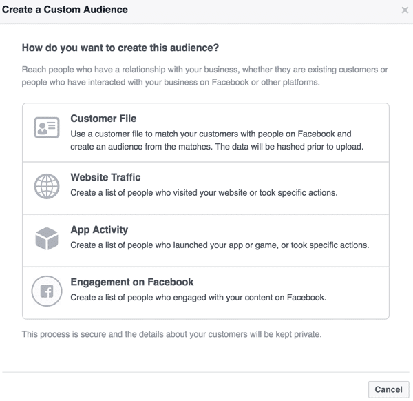 Facebook Ads Manager Create 3