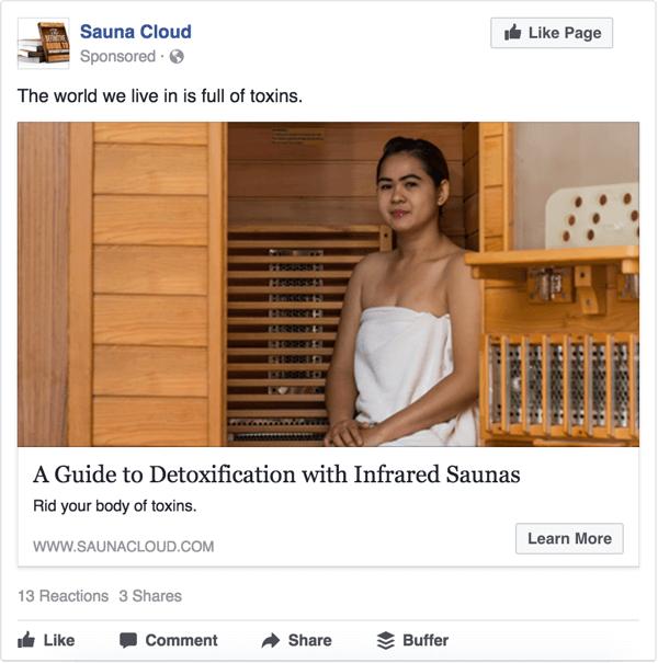 Publicidade Facebook Pre O 1