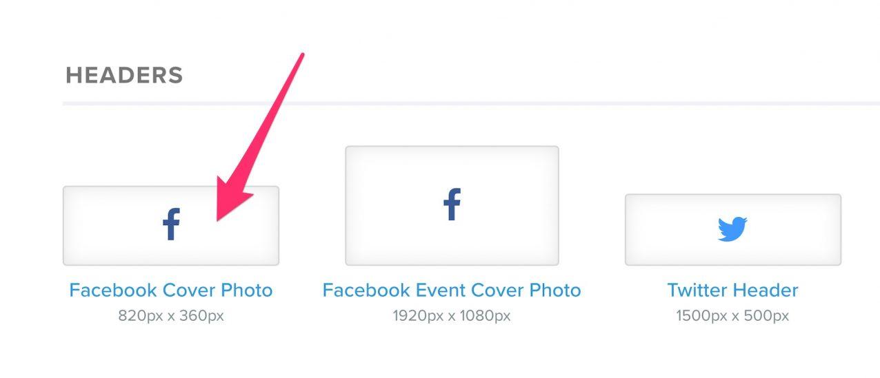 tamanho capa do facebook
