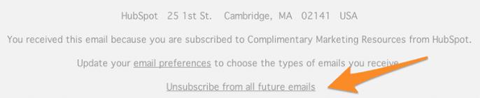 Exemplo De Email Cancelamento