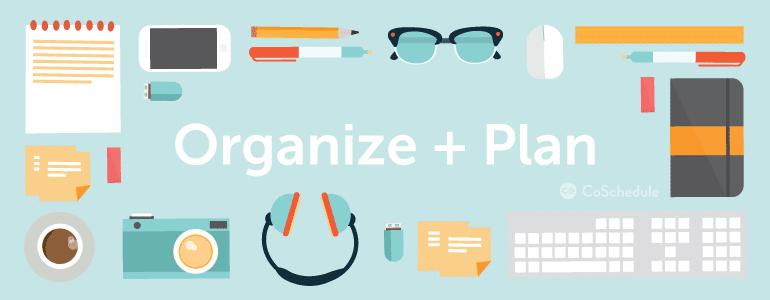 Organizar E Planejar