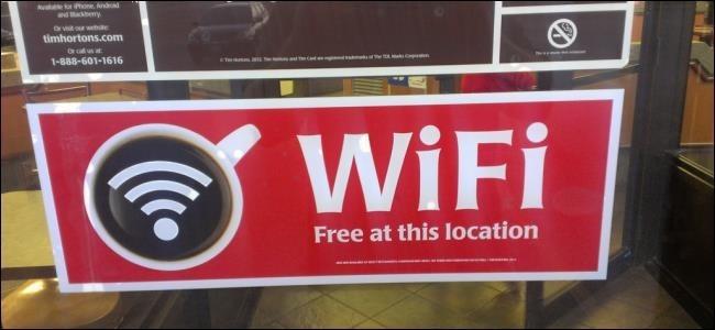 Rede Wi Fi P Blica