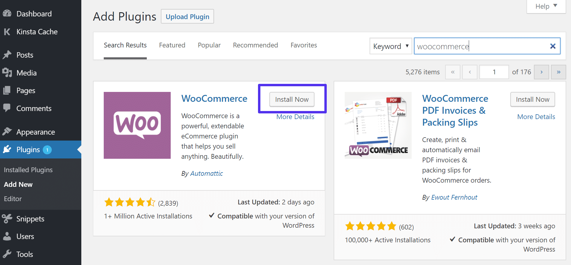 1554920019 7512 Woocommerce Installation 1