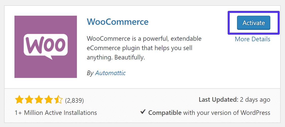 1554920054 7001 Woocommerce Activation 1