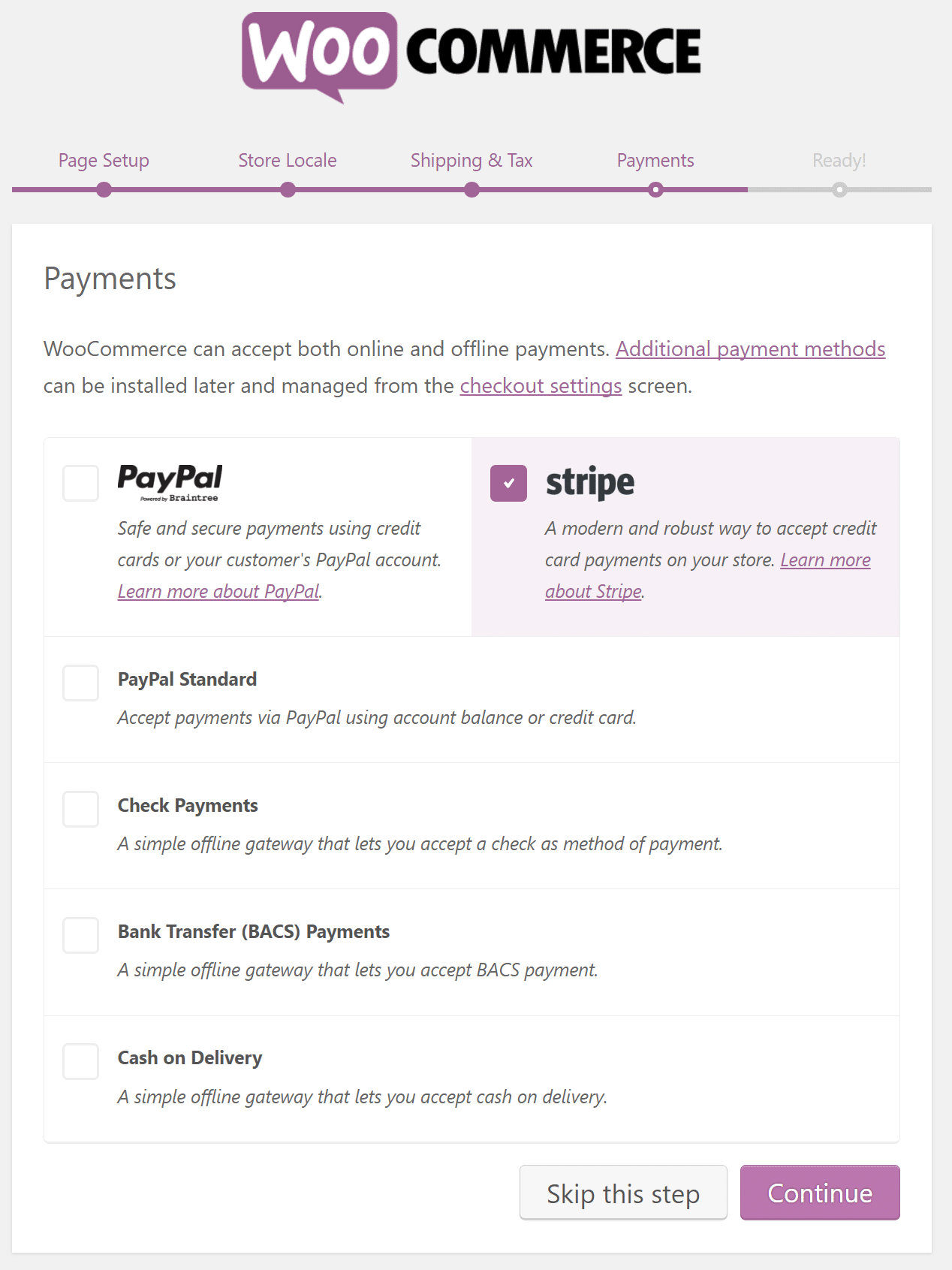 1554920060 3519 Woocommerce Payments
