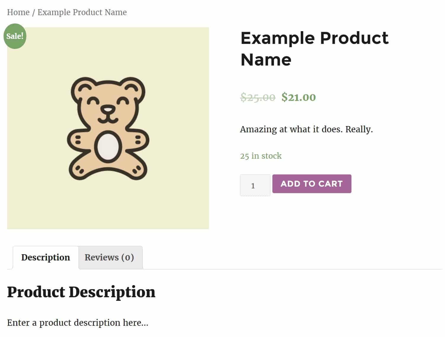 1554920067 2105 Sample Product Woocommerce
