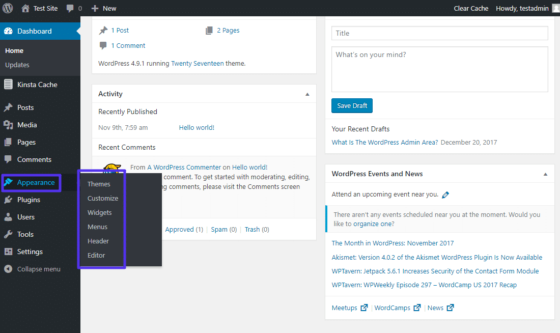 1554936648 9807 WordPress Admin Panel 6