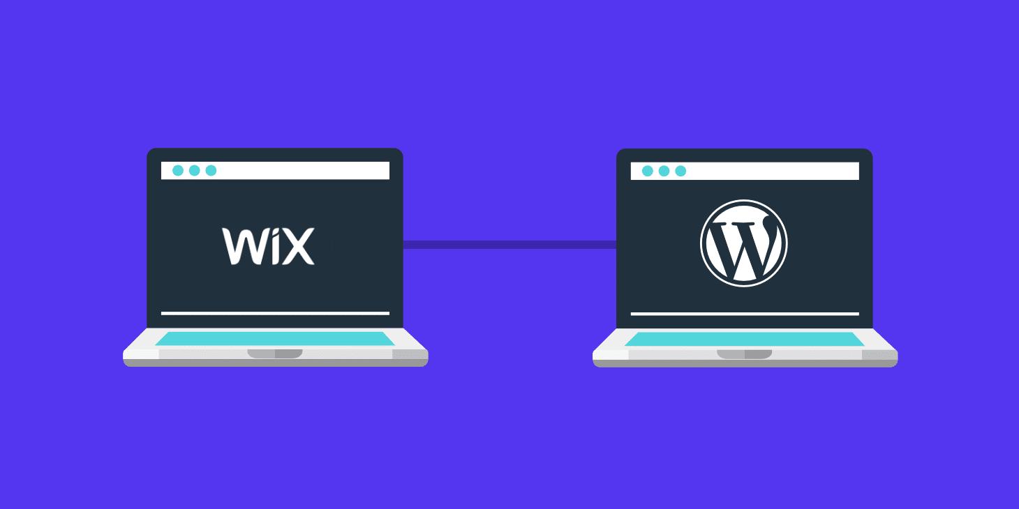 Wix para Wordpress