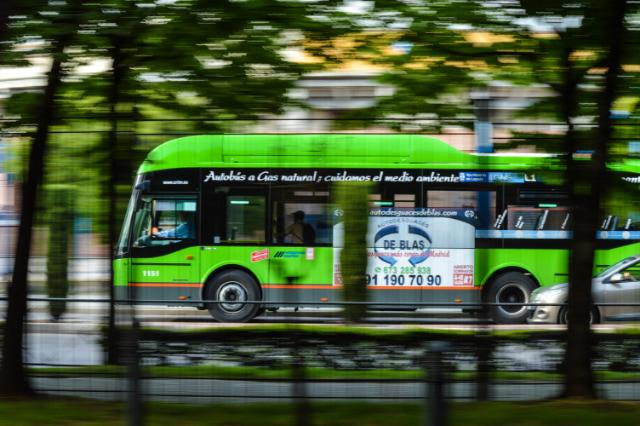 Anunciar em ônibus Busdoor