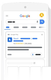 anunciar no google aplicativo