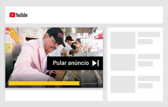 campanha de video google