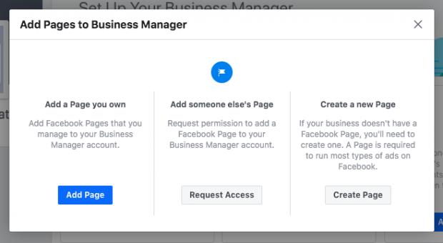 Gerenciador de negócios Facebook Passo a Passo 5