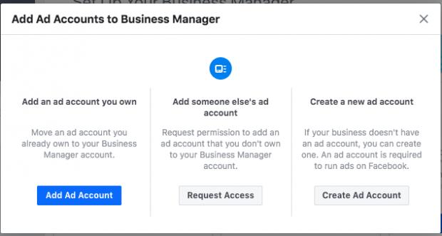 Gerenciador de negócios Facebook Passo a Passo 7