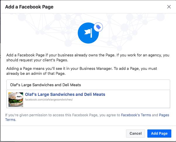 Gerenciador de negócios Facebook Passo a Passo 6