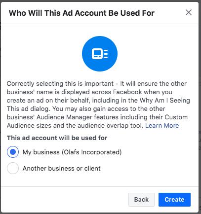Gerenciador de negócios Facebook Passo a Passo 9