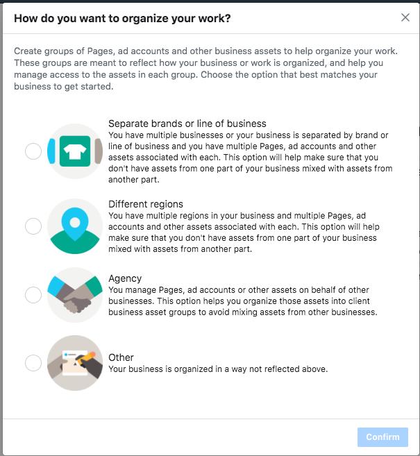 Gerenciador de negócios Facebook Passo a Passo 23