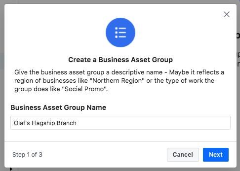 Gerenciador de negócios Facebook Passo a Passo 24