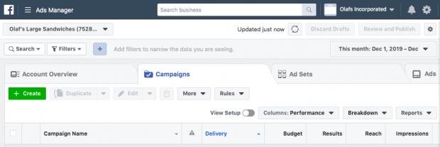 Gerenciador de negócios Facebook Passo a Passo 21