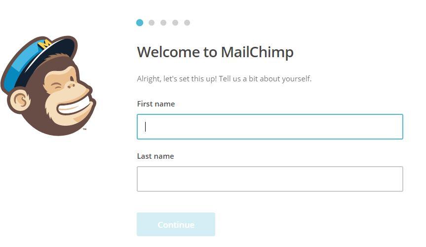 Mailchimp como usar Passo a Passo + Dicas 4