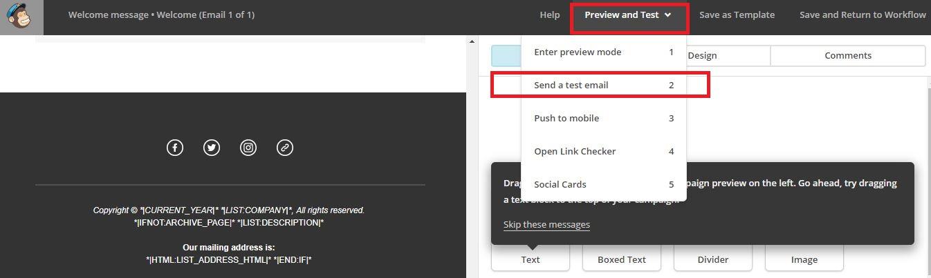 Mailchimp como usar Passo a Passo + Dicas 27