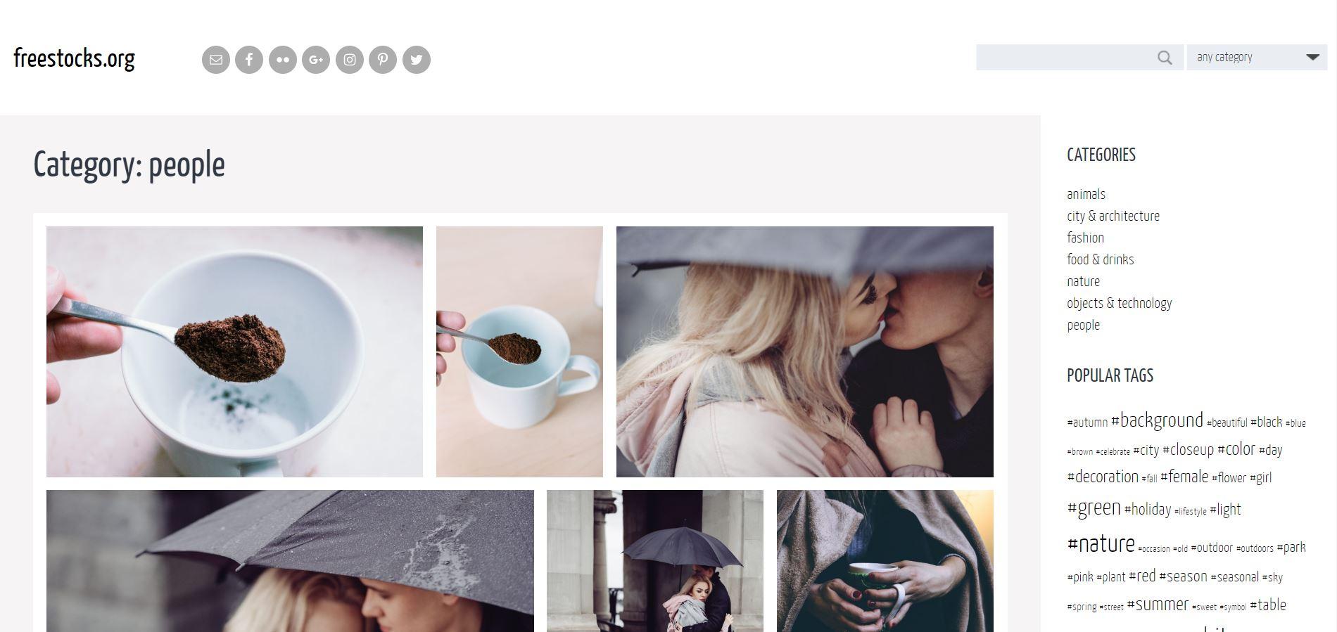 70 Bancos de Imagens Grátis Sites de Fotos Gratuitas 5