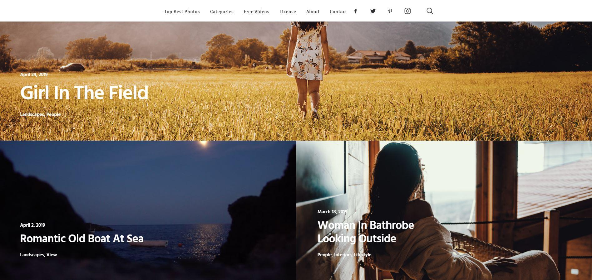 70 Bancos de Imagens Grátis Sites de Fotos Gratuitas 2
