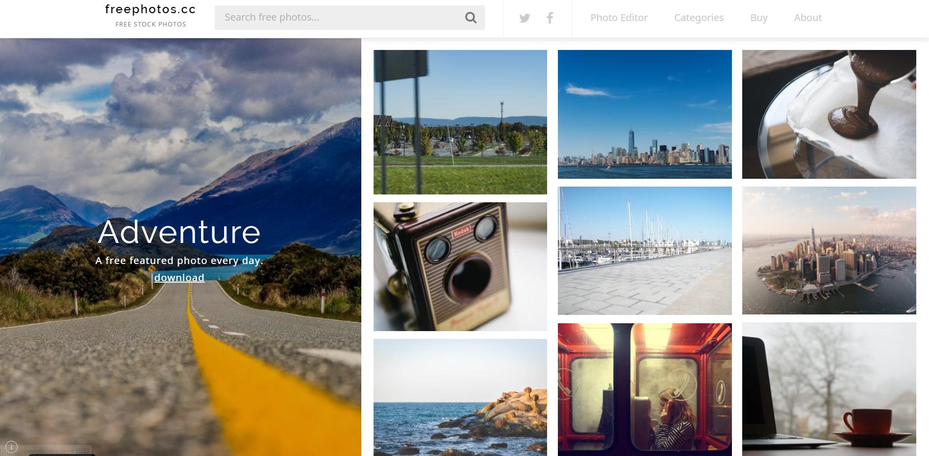 70 Bancos de Imagens Grátis Sites de Fotos Gratuitas 3