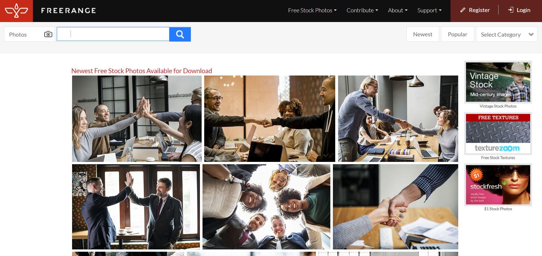 70 Bancos de Imagens Grátis Sites de Fotos Gratuitas 13
